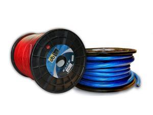 DB Link STPW8R250Z 8-Gauge 250 Feet Roll Soft Touch Power Wire (Red)