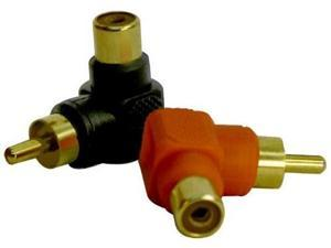 DB Link LC101 RCA Right-Angle Adapters