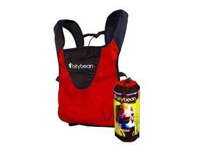 Bitybean UltraCompact Baby Carrier - Tomato Red