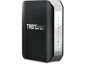 TRENDnet TEW-818DRU AC1900 Dual Band Wireless AC Gigabit Router (Certified Refurbished)