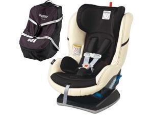 Peg Perego Primo Viaggio Convertible Car Seat Paloma with Travel Bag