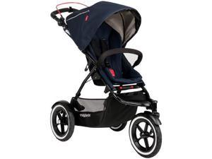 Phil   Teds Navigator Buggy Stroller - Midnight Blue