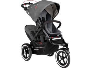 Phil   Teds Navigator Buggy Stroller with Doubles Kit  - Graphite