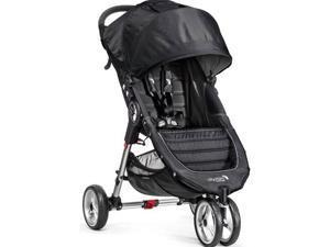 Baby Jogger BJ11410 - City Mini Single Stroller - Black Gray