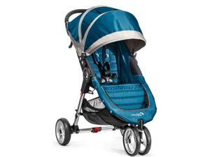 Baby Jogger BJ11429 - City Mini Single Stroller - Teal Gray
