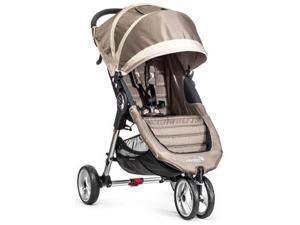 Baby Jogger BJ11457 - City Mini Single Stroller - Sand Stone