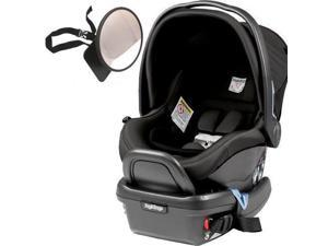 Peg Perego - Primo Viaggio 4-35 Car Seat  w  Back Seat Mirror - Atmosphere