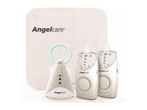 Angelcare AC605-2PU - Movement and Sound Monitor with 2 Parent Units