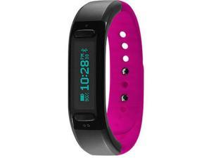 Soleus SF002-011 - GO Fitness Band Activity Tracker - Black Pink