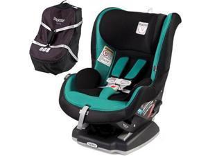 Peg Perego - Primo Viaggio Convertible Car Seat With Travel Bag  - Aquamarine