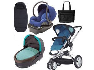 Quinny Buzz 3 Complete Collection - Blue
