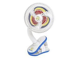 Diono 10525 Clip On Stroller Fan