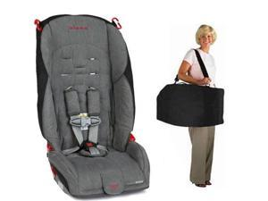 Diono Radian R100 Car Seat with Free Carrying Case - Stone