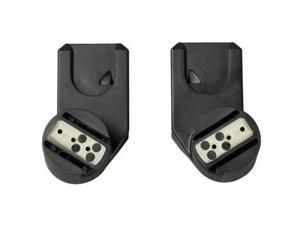 Quinny CV291BLK - Zapp Xtra Stroller Replacement Car Seat Adapters - Black