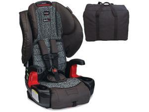 Britax - Pioneer G1 1 Harness-2-Booster Car Seat with Travel Bag - Silver Cloud