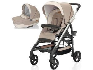 Inglesina - Trilogy Stroller with Bassinet - Juta  Beige