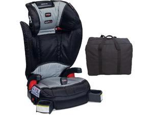 Britax - Parkway SGL G1 1 Belt-Positioning Booster Seat with Travel Bag - Phantom