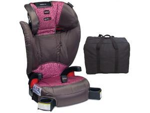 Britax - Parkway SGL G1 1 Belt-Positioning Booster Seat with Travel Bag - Cub Pink