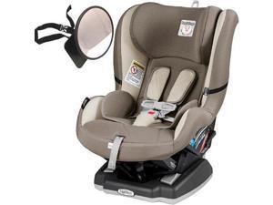 Peg Perego - Primo Viaggio Convertible Car Seat With Back Seat Mirror  - Panama