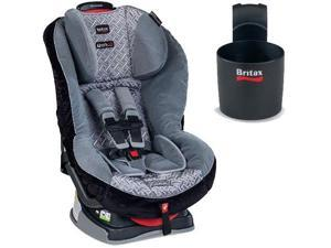 Britax - Boulevard G4 1 Convertible Car Seat with Cup Holder - Silver Birch