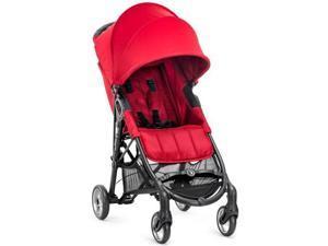 Baby Jogger BJ24430 - City Mini Zip Stroller - Red