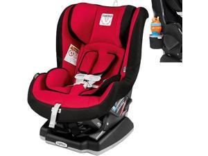 Peg Perego - Primo Viaggio Convertible Car Seat with Cup Holder - Rouge