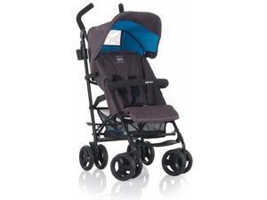 Inglesina AG82F0PLNUS - Trip Stroller - Platinum Gray Blue