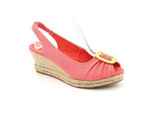 Naturalizer Bina Womens Size 9 Pink Wedges Heels Shoes New/Display