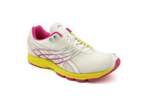 Asics Gel-Sayuri Womens Size 12 White Mesh Running Shoes UK 10