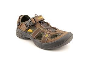 Teva Omnium Men US 10.5 Brown Sport Sandal