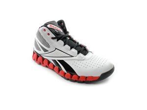 Reebok Zig Pro Future Youth Boys Size 5 White Basketball Shoes UK 4.5 EU 36.5