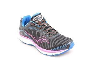 Saucony G Kinvara 3 Youth Girls Size 5.5 Black Mesh Running Shoes