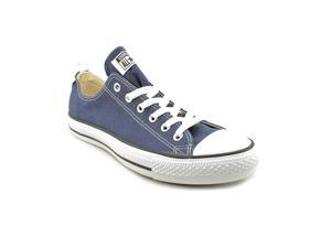 Converse All Star OX Women US 8.5 Blue Athletic Sneakers