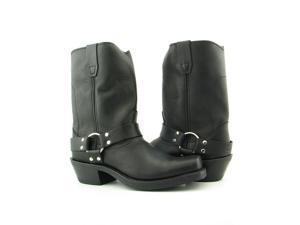 "Durango 10"" Crossroads Harness Boot Women US 7 Black Western Boot"
