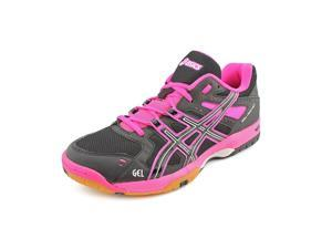 Asics Gel-Rocket 6 Womens Size 9 Black Tennis Shoes EU 40.5