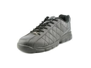 Fila Fulcrum 3 Men US 8.5 Black Sneakers UK 8.5 EU 41.5