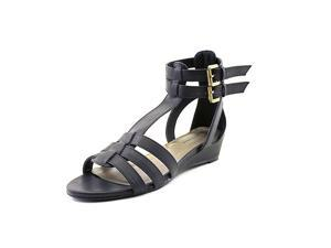 Michael Antonio Agape Women US 6.5 Black Gladiator Sandal