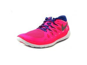 Nike Free 5.0 Youth US 5 Pink Sneakers