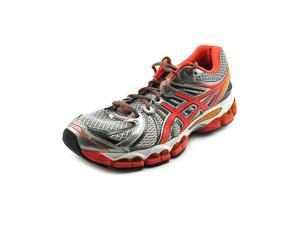 Asics Gel-Nimbus 15 Womens Size 6 Gray Mesh Running Shoes EU 37