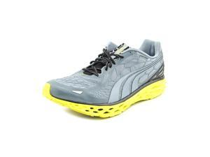 Puma Bioweb Elite NM Men US 12 Gray Running Shoe