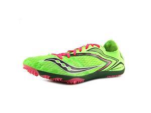 Saucony Endorphin LD3 Women US 9.5 Green Running Shoe