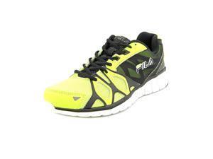 Fila Shadow Sprinter Men US 9 Green Running Shoe