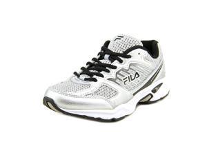 Fila Tempo Men US 12 Gray Running Shoe