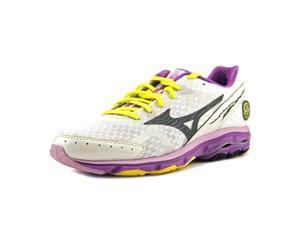 Mizuno Wave Rider 17 Women US 6.5 2A White Running Shoe