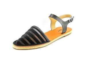 Lucky Brand Romonia2 Women US 9.5 Black Sandals