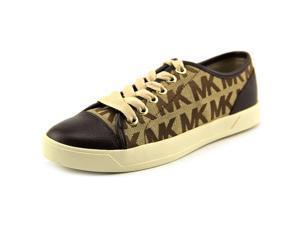 Michael Michael Kors MK City Sneaker Women US 9.5 Brown Sneakers