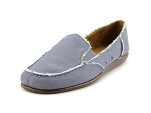 Aerosoles So Soft Women US 9 Blue Moc Loafer
