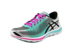 Asics Gel-Super J33 Women US 11.5 Black Running Shoe