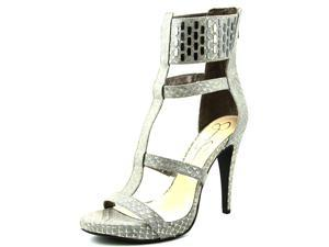 Jessica Simpson Celsus Women US 9 Gray Sandals