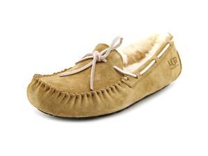 Ugg Australia Dakota Moccasin Women US 10 Tan Slipper